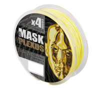 Шнур Akkoi Mask Plexus 150m (yellow) d0,10mm