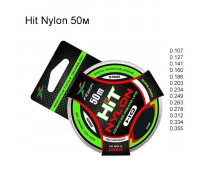 Леска Intech Hit Nylon 150 м. 0,203 мм. 3,05 кг.