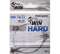 Поводок Win титан HARD 9кг 25см TH-09-25