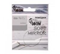 Поводок Win титан МIRROR 6кг 20см TSM-06-20