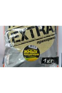 Жмых Carpomaniya кукурузный натуральный 1 кг.