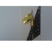 Блесна Kasatka Вращ. SF05-02B 10g Gold-002