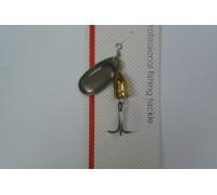 Блесна Kasatka Вращ. SF05-03 8.5g Old Gold-002