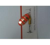 Блесна Kasatka Вращ. SF05-28 11g Copper-003-R