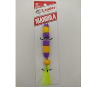 Мандула Leader классическая M 90мм цв.061