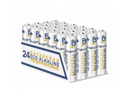 Батарейка Smirnoff Batteriz CrazyPower Eco Alkaline LR03/286 Box24