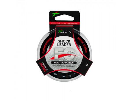 Леска Intech флюрокарбон FC Shock Leader 10м 0,218мм 3,1кг 6,8лб
