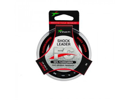 Леска Intech флюрокарбон FC Shock Leader 10м 0,257мм 4,2кг 9,3лб