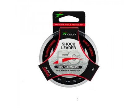 Леска Intech флюрокарбон FC Shock Leader 10м 0,418мм 9кг 20лб