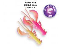 """Силикон Crazy Fish Nimble 2"""" 50-50-13d-6-F"""
