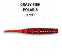 Силикон Crazy Fish Polaris 1.8