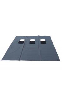Пол Stek для палатки КУБ-3 (220 * 220 см), оксфорд 300