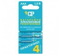 Батарейка Smirnoff Batteriz CrazyPower Alkaline LR36/316 BL4