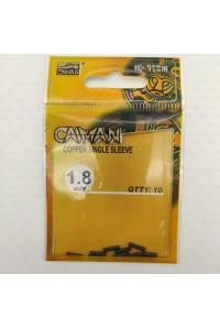 Трубка Caiman Обжимная №1,8 60009