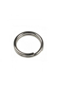 Кольца Gurza заводные Split Ring ST BK № 2 3,2 мм. 9 кг.