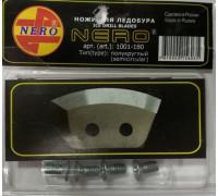 Ножи NERO полукруглые 180 мм. 1001-180