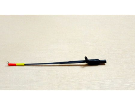 Кивки Fishlandia стальные для блеснения 100 мм 4 - 5 гр.