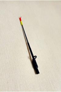 Кивки Fishlandia стальные для блеснения 100 мм 5 - 6 гр.