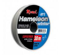 Леска Momoi Hamelеon Winter 0.10 мм. 1,3 кг. 30 м.
