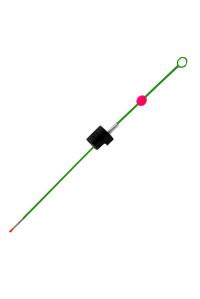 Кивки Tri Kita М-1Ф зелёный с бусинкой 0,2-0,8 гр.