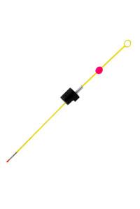 Кивки Tri Kita М-2Ф желтый с бусинкой 0,8-3,0 гр.