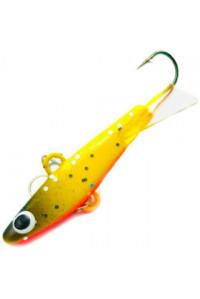 Балансир UF Studio Poseidon 35 6g Yellow UV