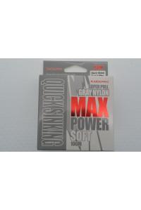 Леска Kaida Max Power Soft 100 м. 0,16 мм. 2,6 кг. NL208-16
