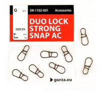 Карабин Gurza Duo Snap Lock Strong Snap AC №3
