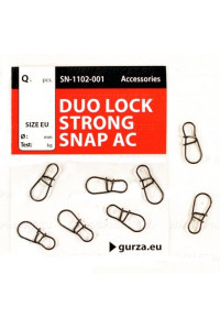 Карабин Gurza Duo Snap Lock Strong Snap AC №2