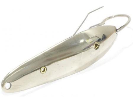 Блесна K P Судоковая незацепляйка 12 гр. 82 мм. белая