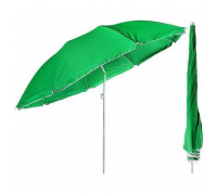 Зонт Nisus пляжный 2,4 м. с наклоном