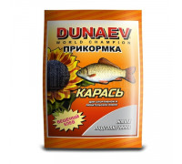 Прикормка Dunaev классика Карась жмых подсолнечника 0,9кг