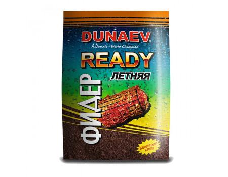 Прикормка Dunaev Ready Фидер Лето 1кг