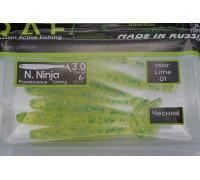"Силикон Raf N.Ninja 3.0"" Lime 01"