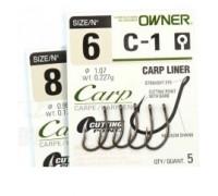 Крючки Owner 53261-06 Carp C-1 № 6