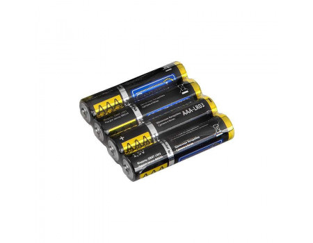 Батарейка General Alkaline LR03/286 4s gbat-lr03