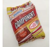 Прикормка Dunaev Compontnt 0.5 кг Сухарь панировочный красный