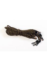 Лидкор Shaman со свинц. сердеч. вертлюг быстросём. 60 см. 5 шт/уп