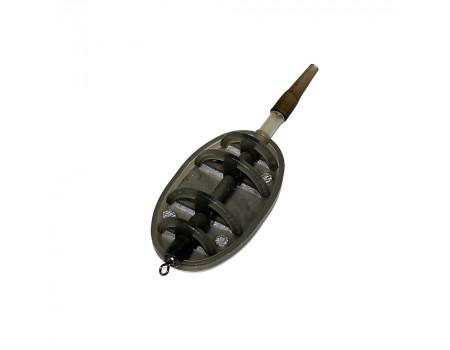 Кормушка Caiman In--Line Flat Method Oval M 30 гр. 186364
