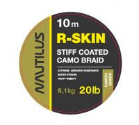 Поводковый Nautilus материал R-Skin 20lb 10м Camou Green
