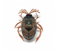 Воблер Chafer37 майский жук шумовой без крючка bg-23-L+SH