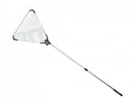 Подсачек Mifine треугольный черный 51001-2