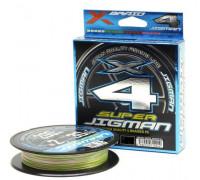 Шнур YGK X-BRAID Jigman X4 /200 м. 0,165 мм. (#1.0/18lb(8,2 кг.)