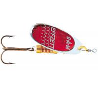 Блесна DAM Effzett Standart Spinner 10 гр. #4 - Reflex Red 5124304