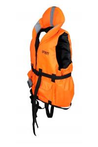 Жилет Elemental спасательный Ifrit оранж. XL до 110 кг. ЖС-405