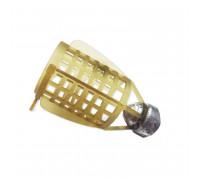 Кормушка Liman Fish 70 гр. Пуля, Касатка, пластик, коромысло