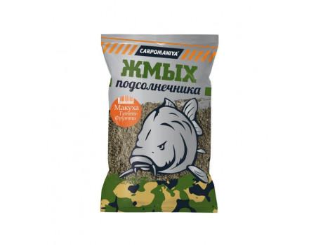 Жмых Carpomaniya подсолнечника Тутти-Фрутти 1кг