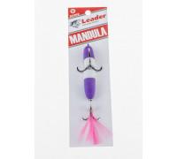 Мандула Leader классическая M 90мм цв.063