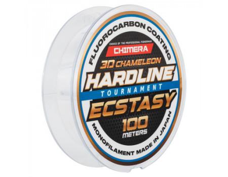 Леска Himera Hardline Fluorocarbon Coating 3D 100 м. 0,203 мм. 3.52 кг