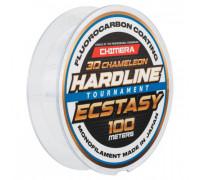 Леска Himera Hardline Fluorocarbon Coating 3D 100 м. 0,286 мм. 6,17 кг